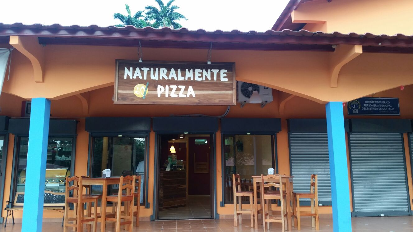Food Naturalmente Pizza